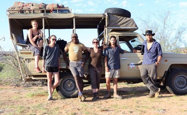Volunteer group pic